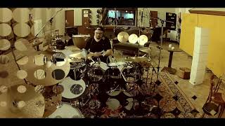 "Kaz Rodriguez ""Shed with Fire"" drum cover by Toby Pluta"