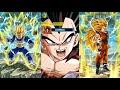 DOKKAN BATTLE #7 - Pure Saiyan Team -
