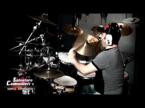 UFIP Salvatore Cammilleri Drum Simple Expression
