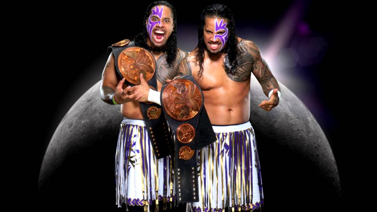 Wwe usos 4th theme song so close now 2015 youtube - The usos theme song so close now ...
