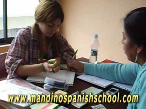 Mundo Andino Spanish Language School in Otavalo Ecuador. Spanish Programs in Quito Ecuador