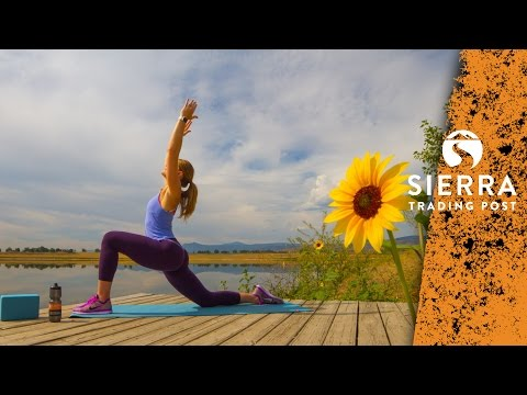 3 Yoga Poses For Runners
