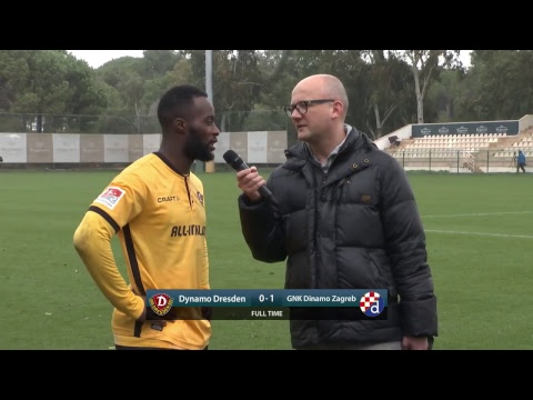 Testspiel: SG Dynamo Dresden gegen GNK Dinamo Zagreb