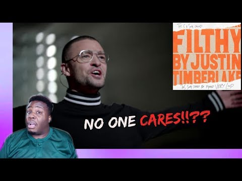 "JUSTIN TIMBERLAKE IS BACK! W/ ""FILTHY""(WHY NO ONE CARES!?)