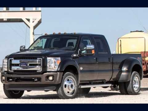 2016 Ford F350 Review - YouTube