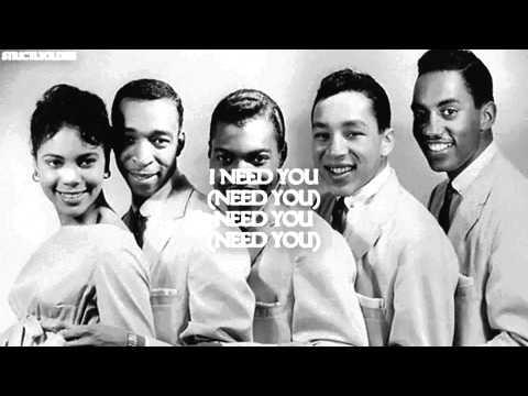 Smokey Robinson & the Miracles The Tracks of My Tears lyrics