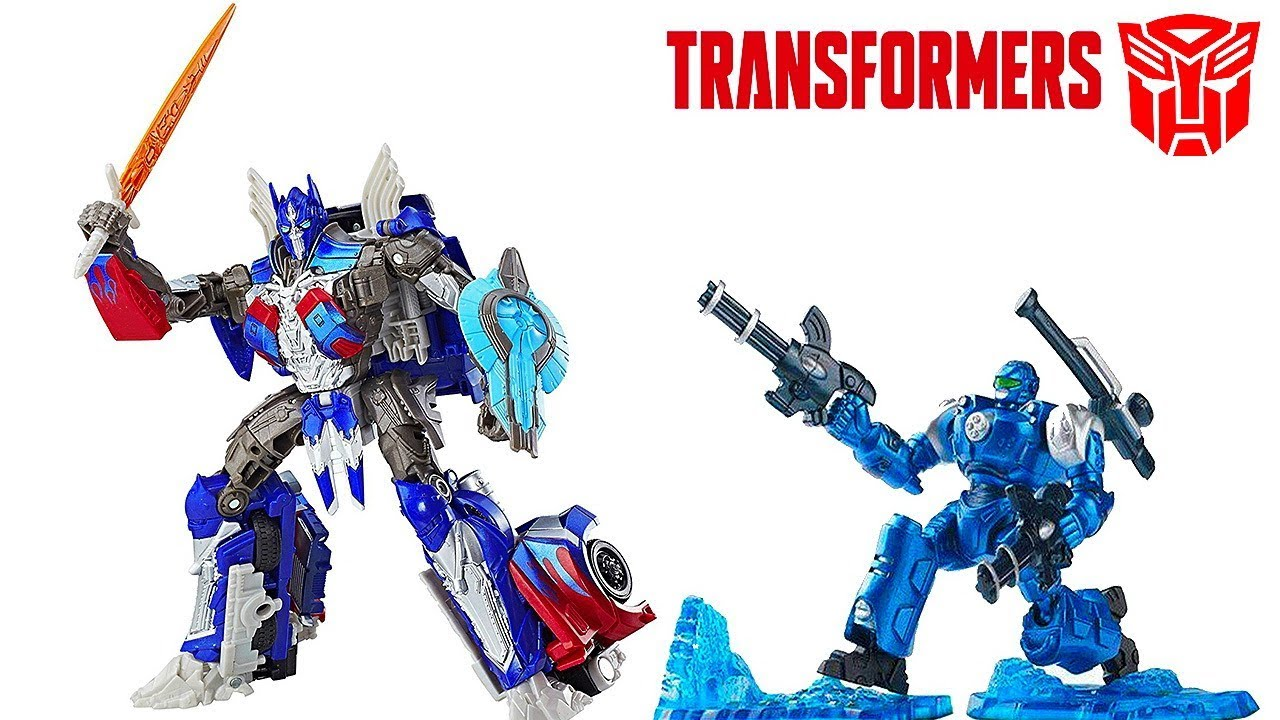 Трансформеры #Оптимус Прайм и ПротектоБоты против Роботов Мародёров. Видео для детей #Transformers
