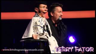 Terry Fator as Maynard Tompkins in Las V...