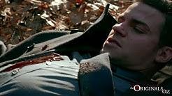 The Originals 3x13 Aurora shoots Elijah with White Oak Bullet