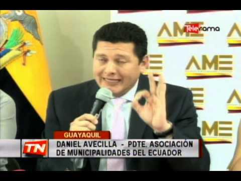 Presidente de AME llamó a los alcaldes para defender la democracia pacíficamente