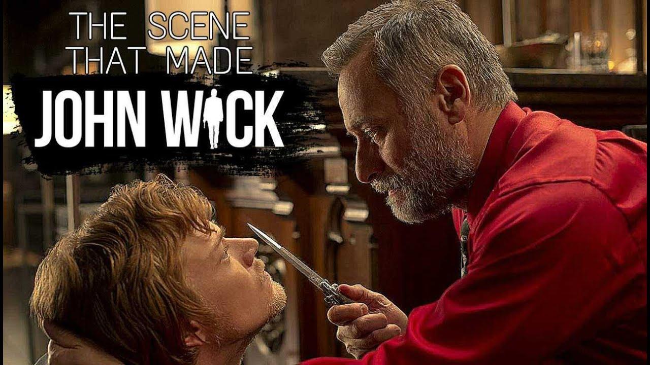 John Wick: Writing A Terrifying Protagonist