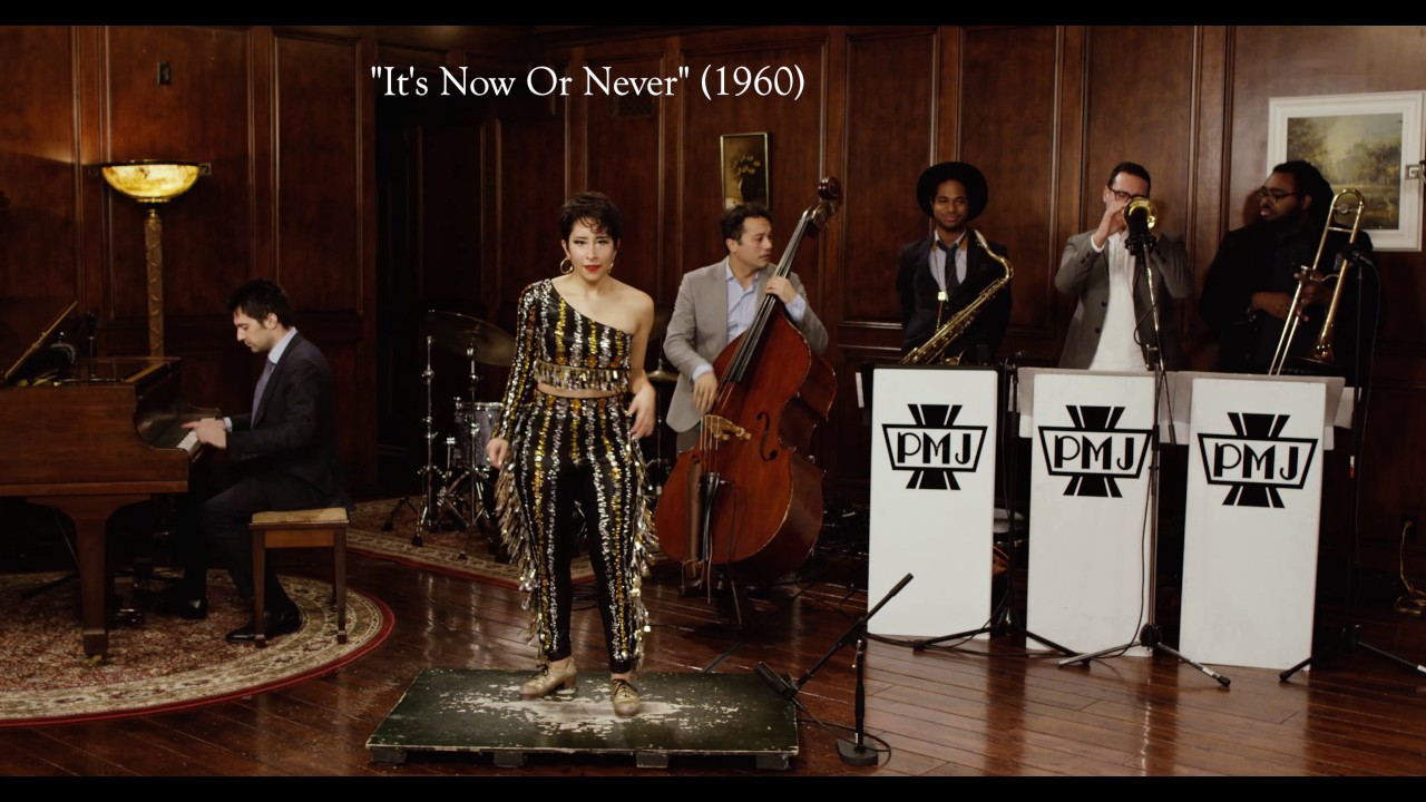 "Resultado de imagem para ""Evolution Of Tap Dance"" - Postmodern Jukebox ft. Sarah Reich"