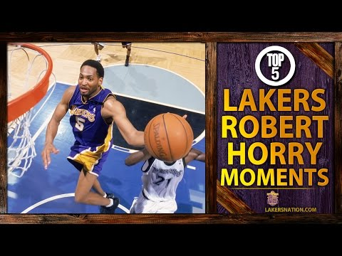 Lakers Nation Best Of: Robert Horry's Top 5 Lakers Moments