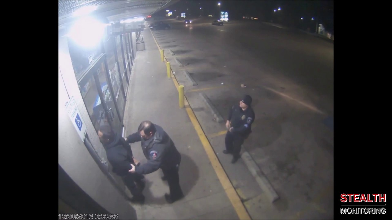 Arlington Police Arrest Loiterer with the Help of Video Monitoring