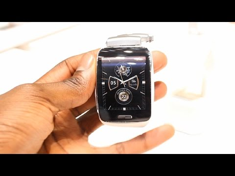 Samsung Gear S Hands-On Review!