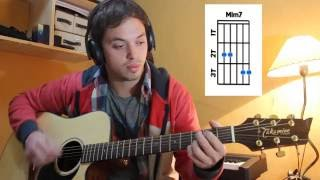 Tutorial Guitarra Vives En Mi -  Evan Craft (Juan Martín Irigaray)