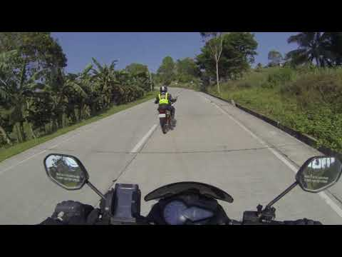 KALAMANSIG: A heaven for motorcyclists and beach lover