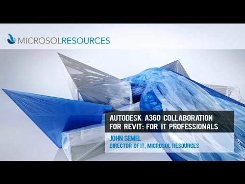 Autodesk A360 Collaboration for Revit for IT Professionals