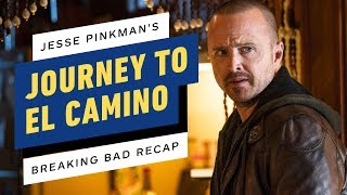 Jesse Pinkman's Tragic Journey to El Camino: A Breaking Bad Movie