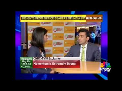 Are Things Slowing Down in the Housing Sector? | 13th Annual #MOAGC 2017 | CNBC TV18