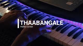 Thaabangale Piano Cover   Govind Vasantha   Vijay Sethupathi, Trisha   96 Songs   Abhay