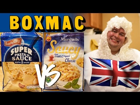 BoxMac 33: UK Macs - Marshall