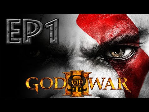 [FR] #1 Let's play God of War III - La Chute