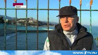 Крым в предверии курортного сезона