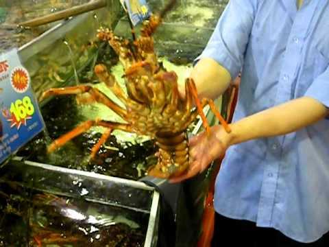 Late Night Seafood - Guangzhou, China