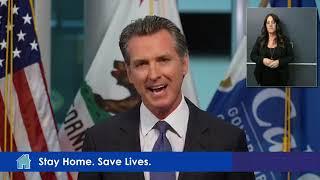 Governor Newsom addresses California's response to COVID-19 | Full press conference April 13, 2020