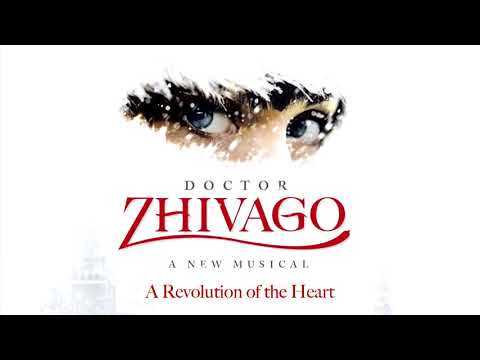 25. He's There (Piano Rendition) -Doctor Zhivago Broadway Cast Recording