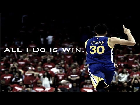Stephen Curry Mix HD  All I Do Is Win