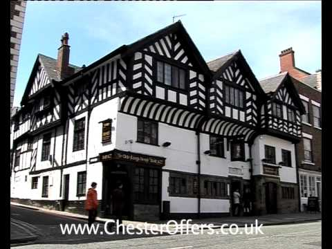 Old Kings Head Chester