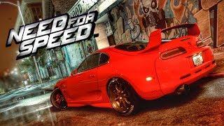 🌟 NEED FOR SPEED - TOYOTA SUPRA SZ-R 1997 - O MOSNTRUOSO