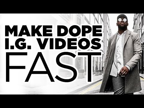 Make AWESOME Stop Motion Gifs FAST | Instagram Video Pt 2 | DevanOnTech