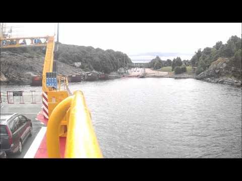 Gullmarsleden journey