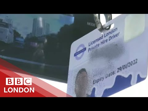 Hundreds Of London's Minicabs Could Be 'working Illegally' - BBC London