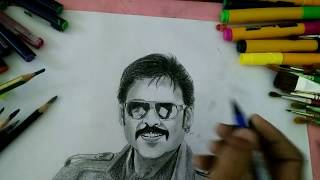 venkatesh  How to Drawing and Shading