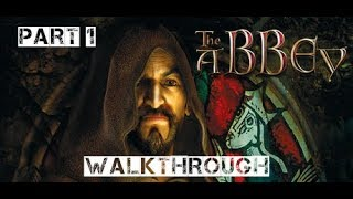 Murder in the Abbey - Walkthrough Part 1 (no commentary)