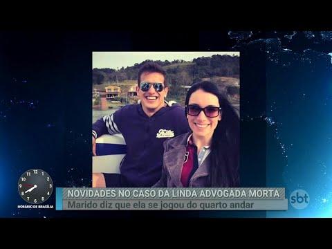 Polícia investiga se marido teve envolvimento na morte de advogada   Primeiro Impacto (25/07/18)
