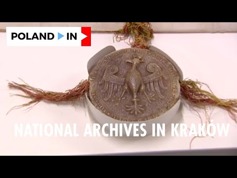 NATIONAL ARCHIVES IN KRAKÓW – Poland In