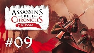 ASSASSIN'S CREED CHRONICLES: RUSSIA [#09] ► Dunke Geheimnisse [PS4 - Plus Schwer] Let's Play