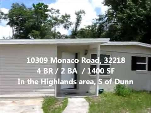 """Homes for Rent Jacksonville"" 