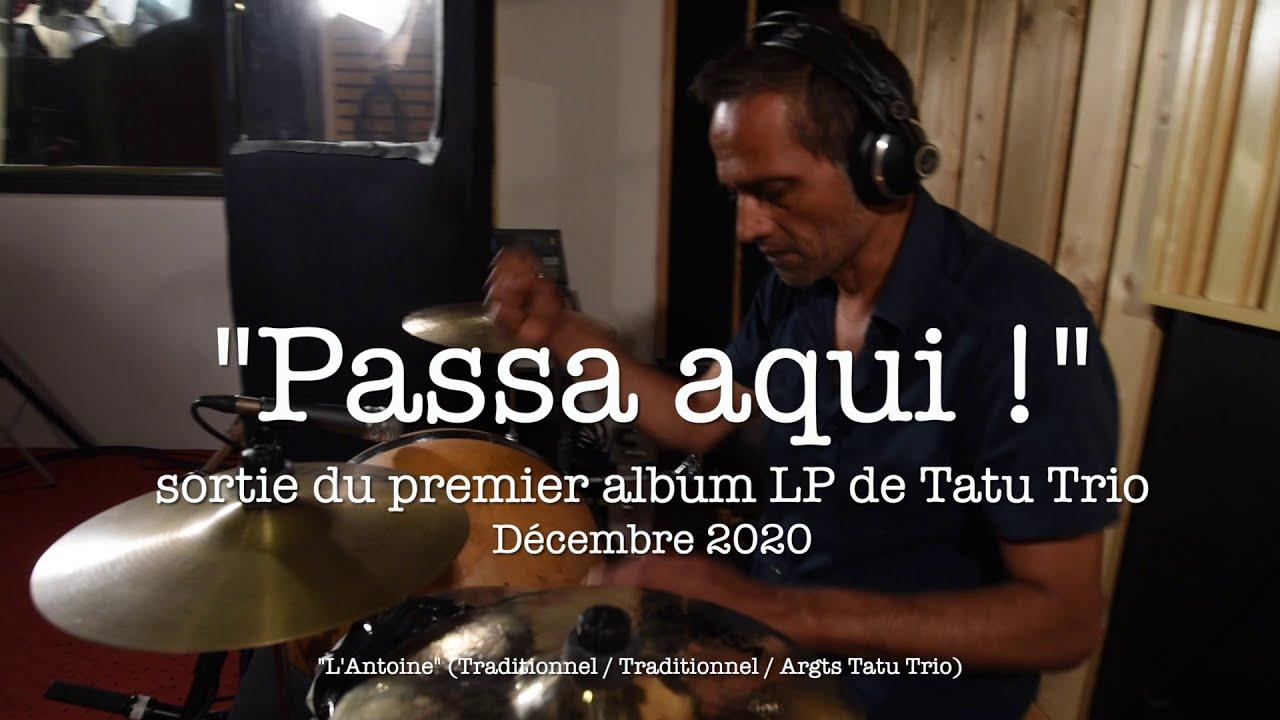 Sortie du premier album de TATU TRIO