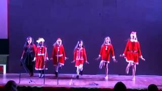 Christmas party 2016  -Santa clause is coming to town (dance ) grade 4,5