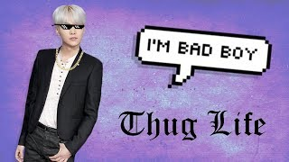 "1 Hour of Suga Saying ""I'm Bad Boy"""