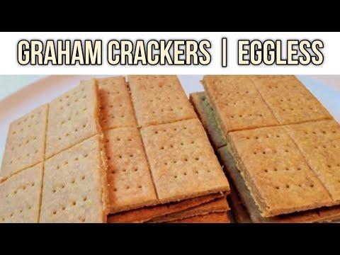 how-to-make-graham-crackers- -eggless-recipe