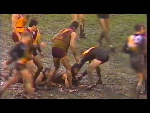 1989 VFL Round 11 - Richmond vs Brisbane