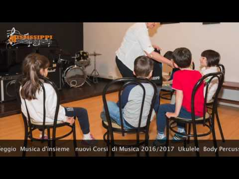 Scuola Musica Roma - Mississippi Music School