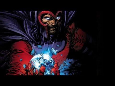 10 Worst Things Magneto Has Ever Done